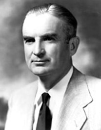 W. Stuart Symington, first Secretary of the Air Force. (courtesy photo)