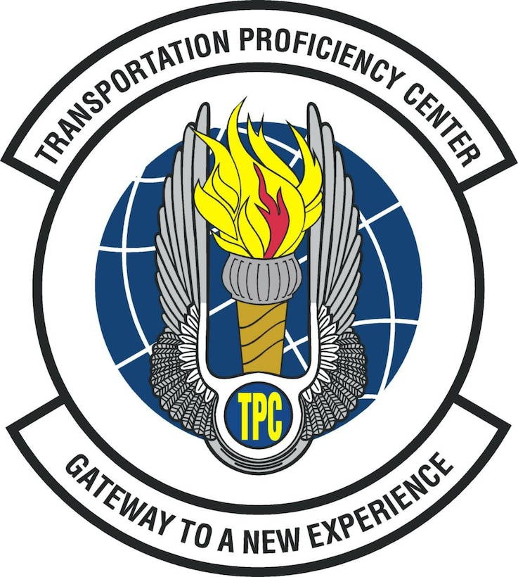 Transportation Proficiency Center Shield