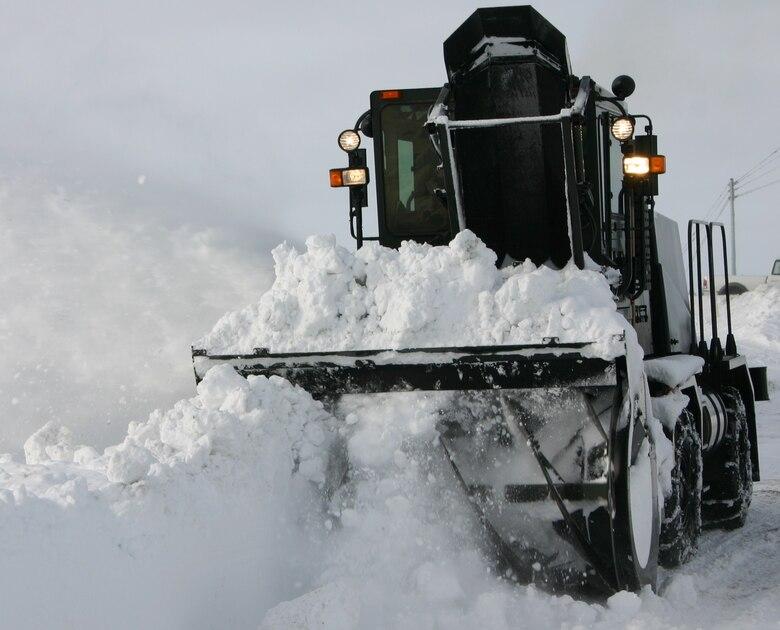 Snow Removal '08 #1