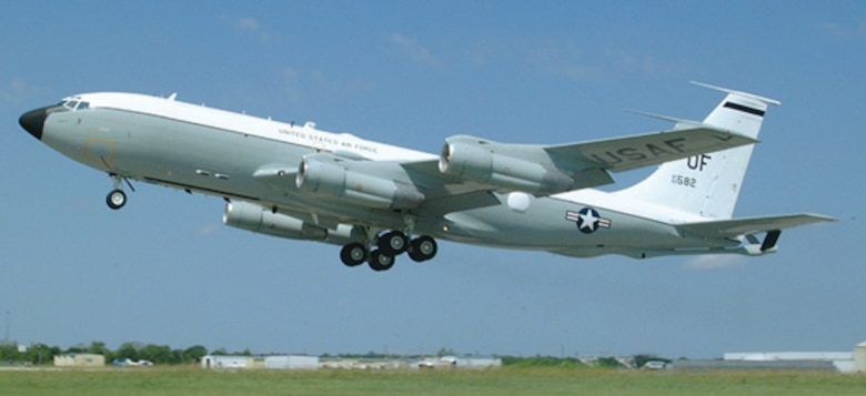 The WC-135 Constant Phoenix aircraft is a unique air sampling asset in the United States Air Force inventory. (U.S. Air Force photo by Staff Sgt. Michael Holland)