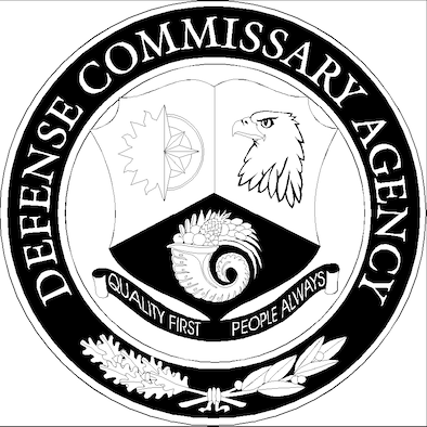 The Defense Commissary Agency emblem. (Courtesy graphic)