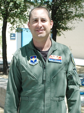"Lt. Col. John ""Gabby"" Bobroski is the 162nd Fighter Wing's new Air Force Advisor."