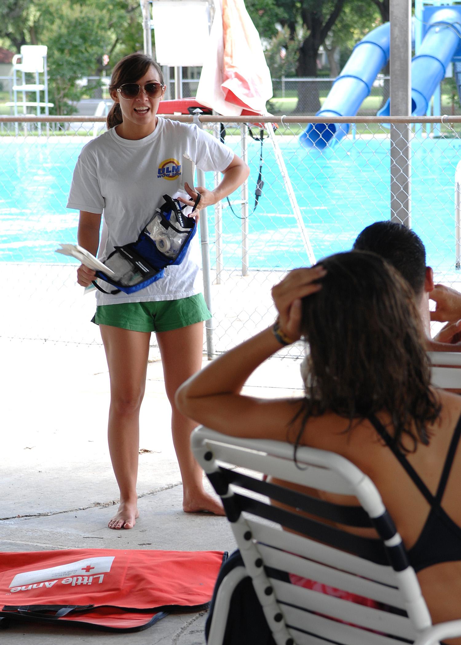 head lifeguard valerie jacob 2d force