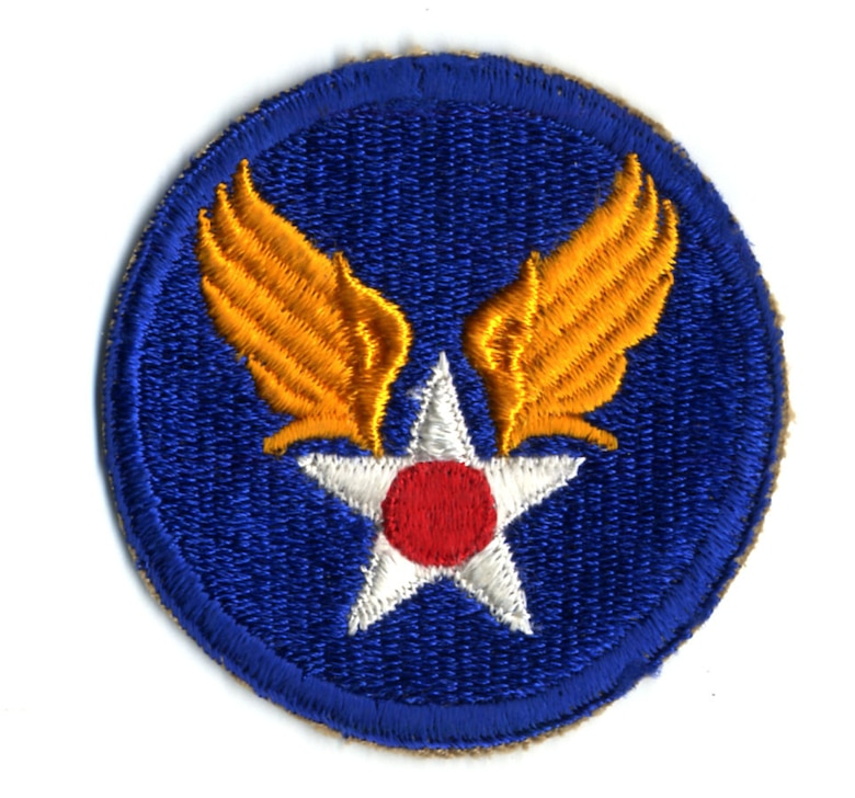 f0caee78a6a Army Air Forces World War II Shoulder Sleeve Insignia   Air Force ...