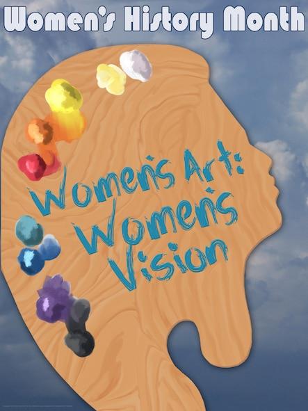 2008 Women's History Month Logo