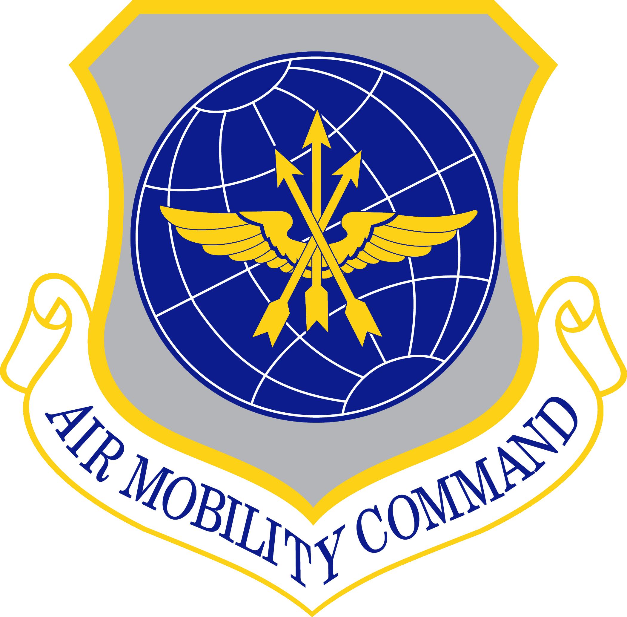 "3/"" United States Air Force USAF Desert Emblem Patch"