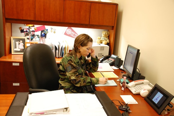 107th NCO of the year 2007