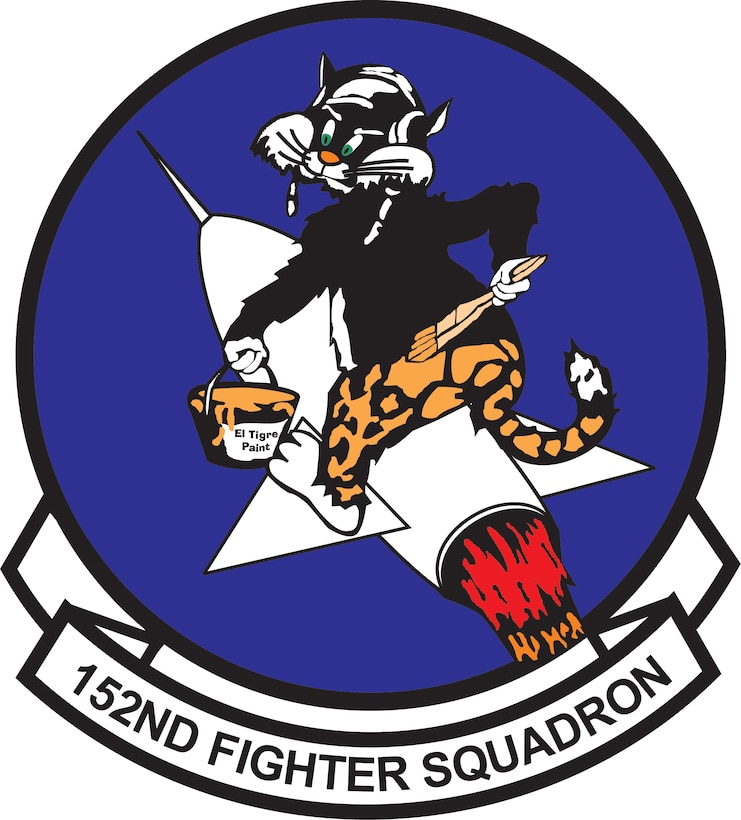 152nd Fighter Squadron (162FW AZANG)