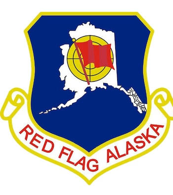 Red Flag-Alaska shield