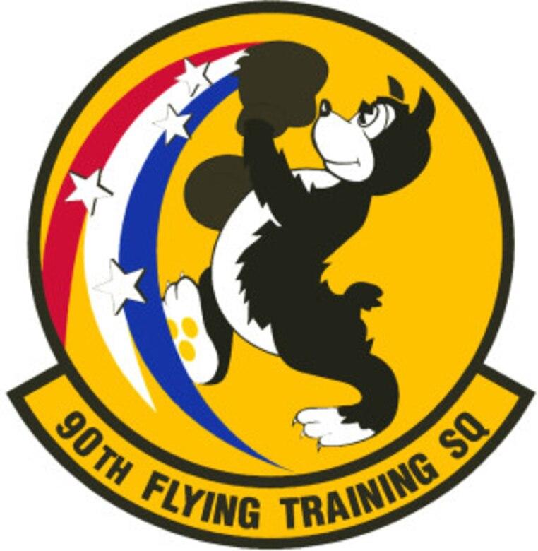 90 Flying Training Squadron Emblem