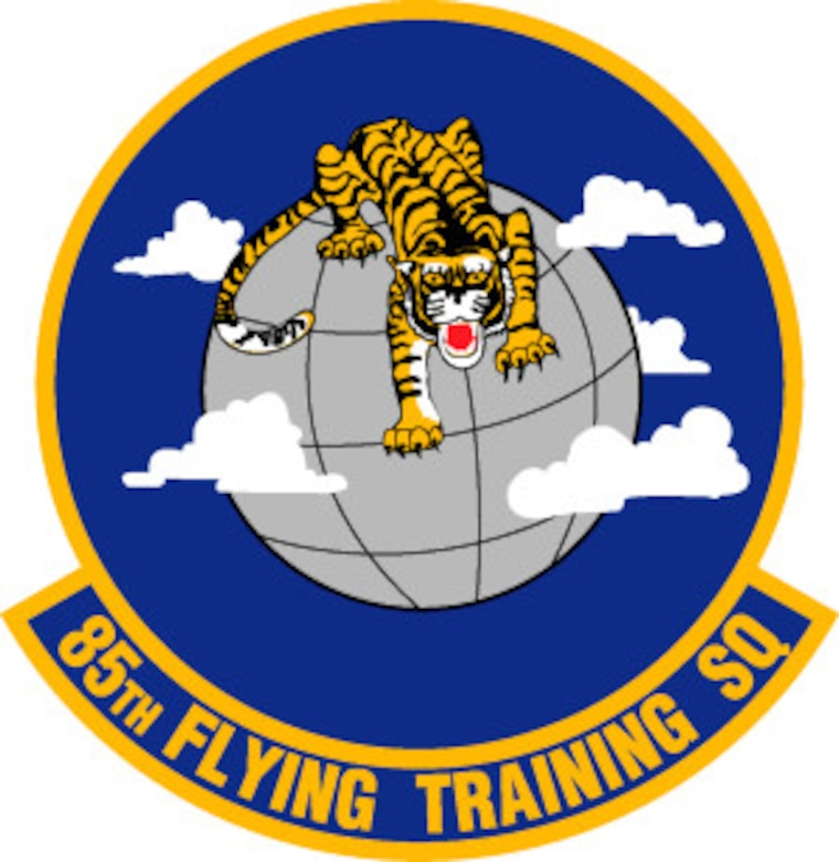 85 Flying Training Squadron Emblem