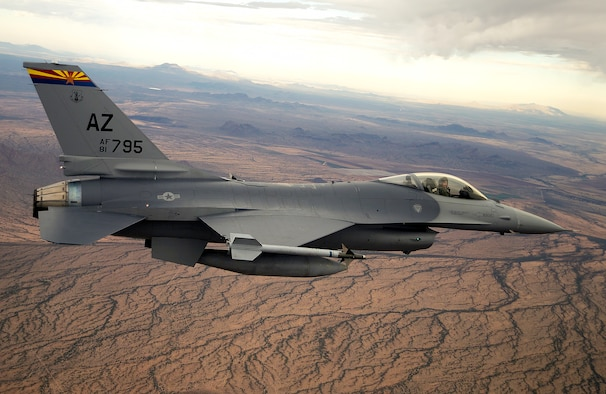 Arizona Air National Guard F-16