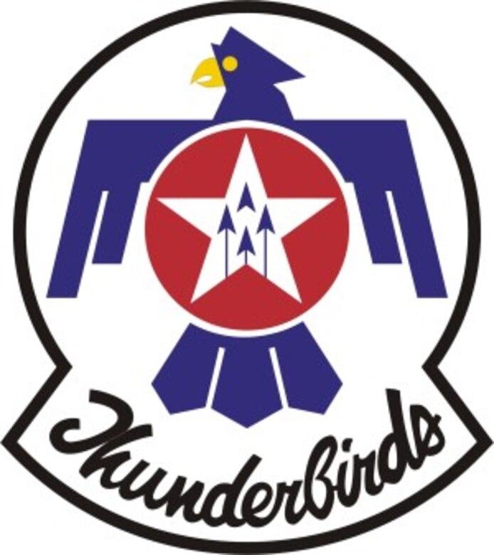 USAF Air Demonstration Squadron Emblem