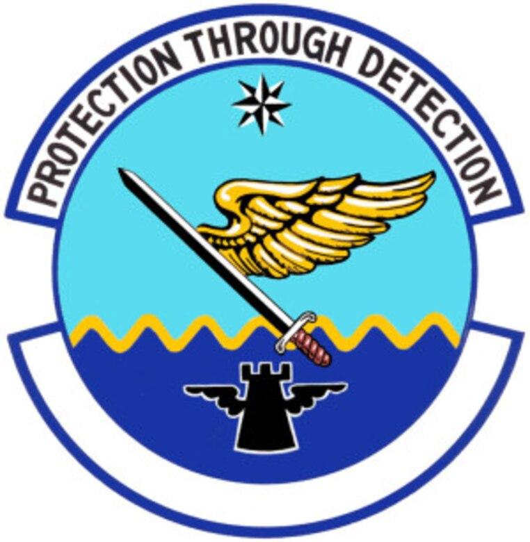 960 Airborne Air Control Squadron Emblem