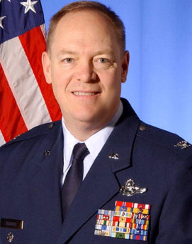 Col. Kevin W. Btadley 174FW Commander.