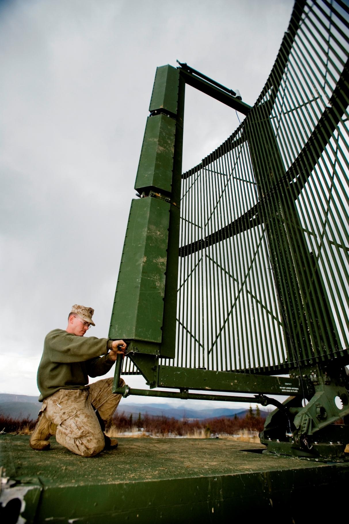 U S  Marines support NE08