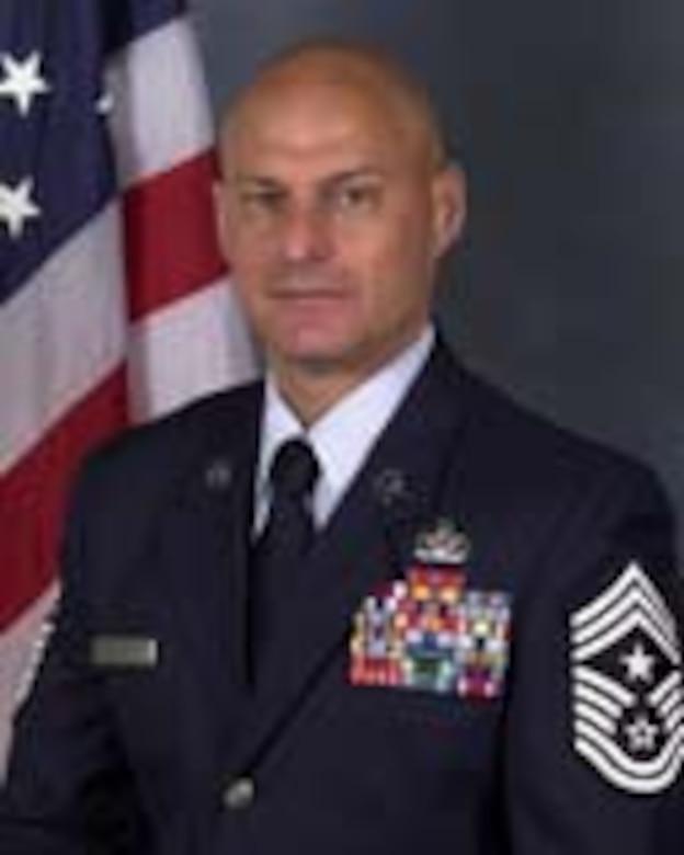 Command Chief, Charles W. Aliff