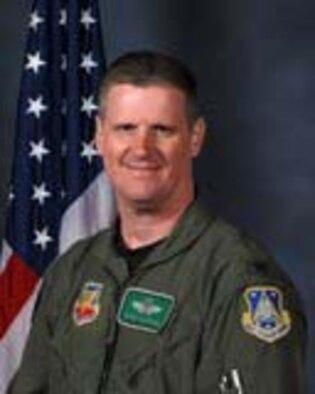 Wing Commander, Col. Mark E. Bartman