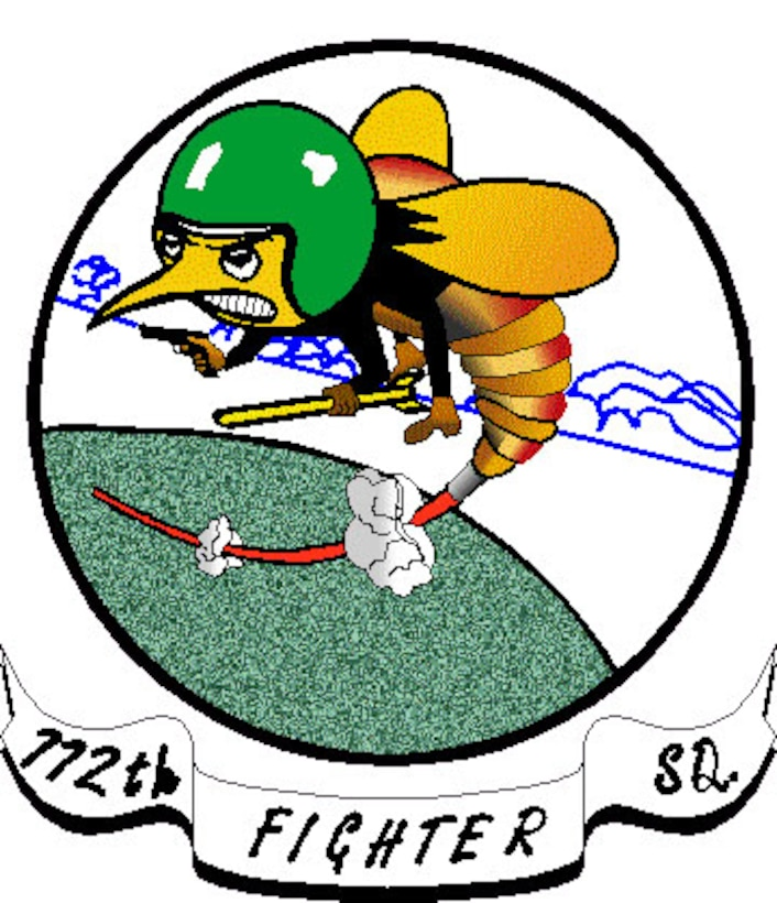 112th Fighter Squadron Patch