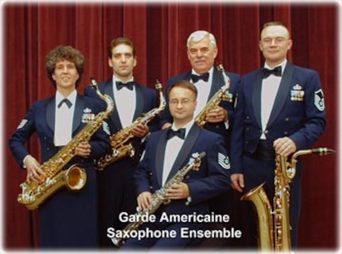 560 Band - Saxophone Quartet