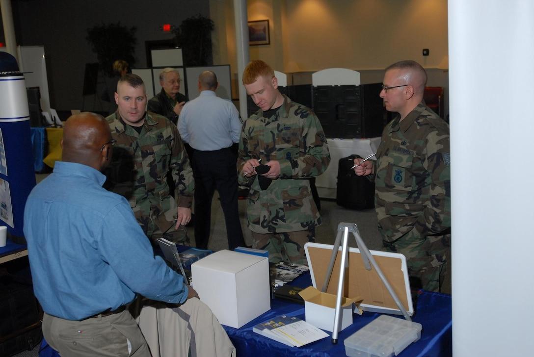 Veteran's Event at Dell Community Center