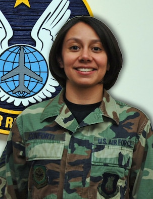 Staff Sgt. Monica Conforti, Aviation Resource Management, 18th Air Refueling Squadron