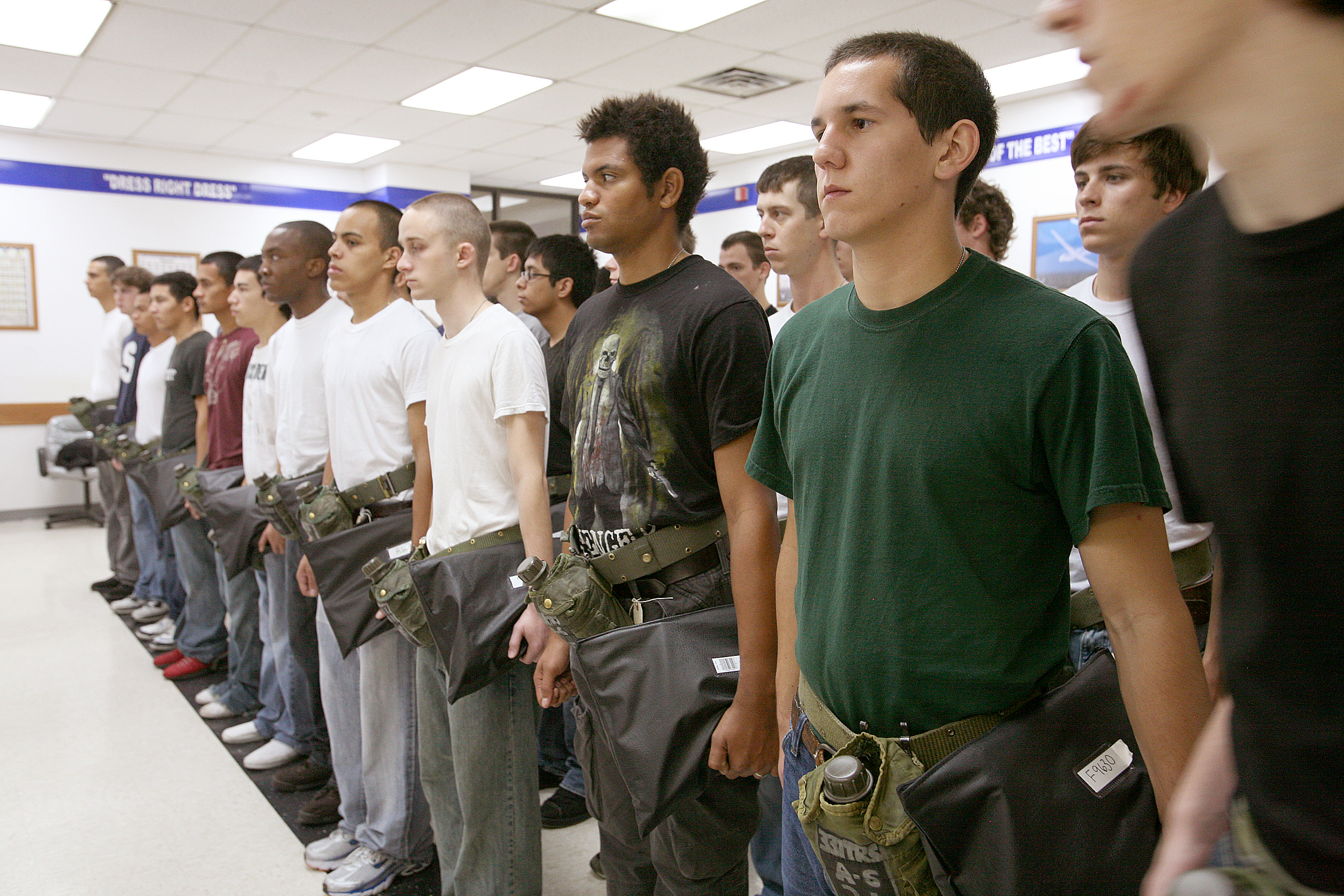 Air Force Extends Basic Military Training Joint Base San Antonio