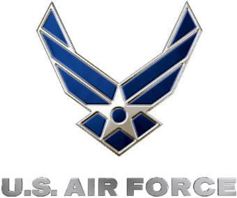 "The Air Force Symbol was designed from the ""Hap Arnold"" Wings."