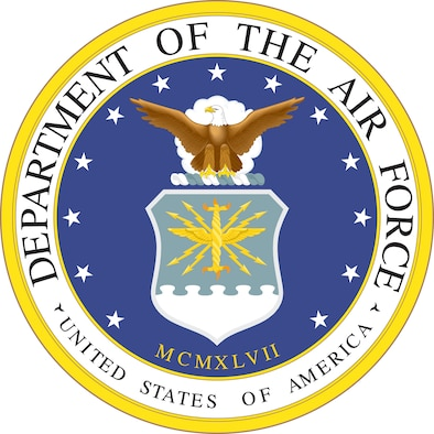 The Department of the Air Force Seal is for official use only. Even when the seal is used for official purposes, it can only be used on: printing issued at departmental-level for general Air Force use; in official Air Force films, videotapes, or television programs; on ceremony programs, certificates, diplomas, invitations, and greetings of an official nature; on memorials or monuments erected or approved by the Department of the Air Force; with any official Air Force exhibit; and on wall plaques at Air Force facilities with the approval of the appropriate commander or agency chief. Uses not specified above are not authorized.