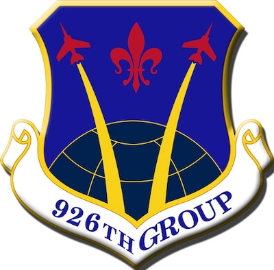 926th Group patch