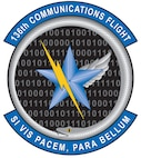 136th Communications Flight Logo