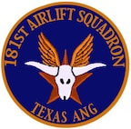 181 Airlift Squadron Logo