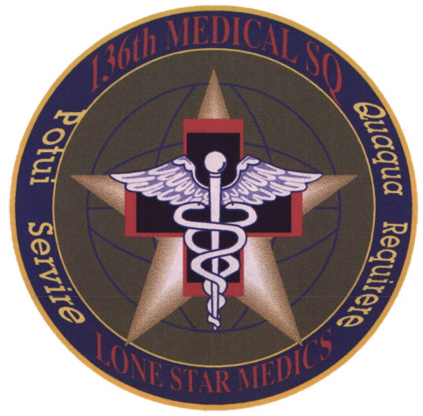 136 MDG logo