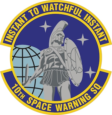 10th Space Warning Squadron (U.S. Air Force Graphic)