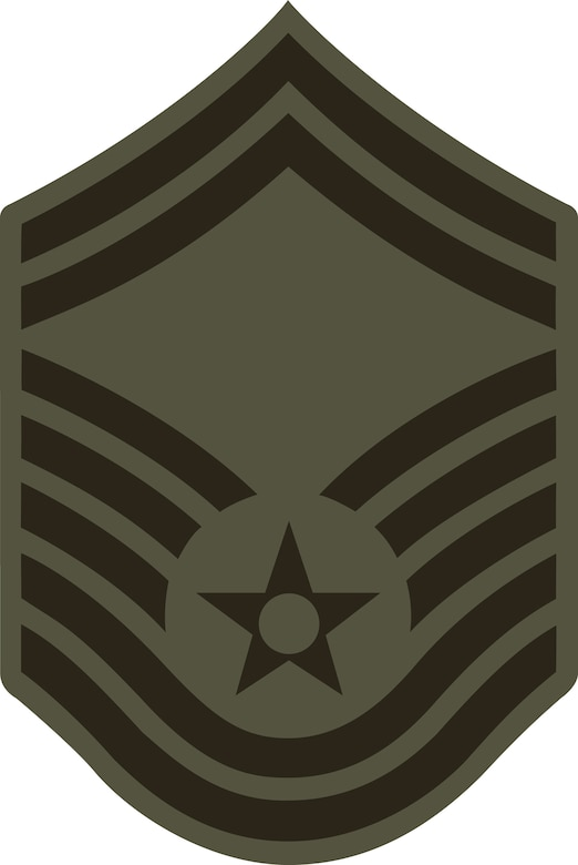Senior Master Sergeant, E-8 (ABU color),  This graphic is provided by Defense Media Activity-San Antonio and is 5x7.5 inches @ 300 ppi.