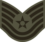 Technical Sergeant stripes (TSgt), E-6 (ABU color).  This graphic is provided by Defense Media Activity-San Antonio and is 5x4.7 inches @ 300 ppi.