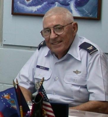 """Col. Walter """"Tony"""" Merritt"""