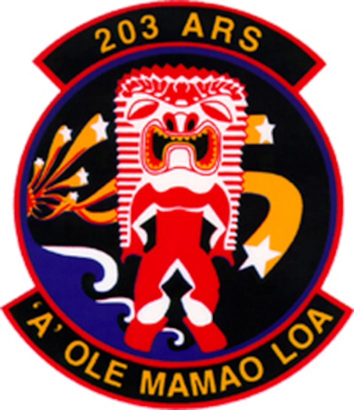 203th Air Refueling Squadron, 154th Wing, Hawaii Air National Guard