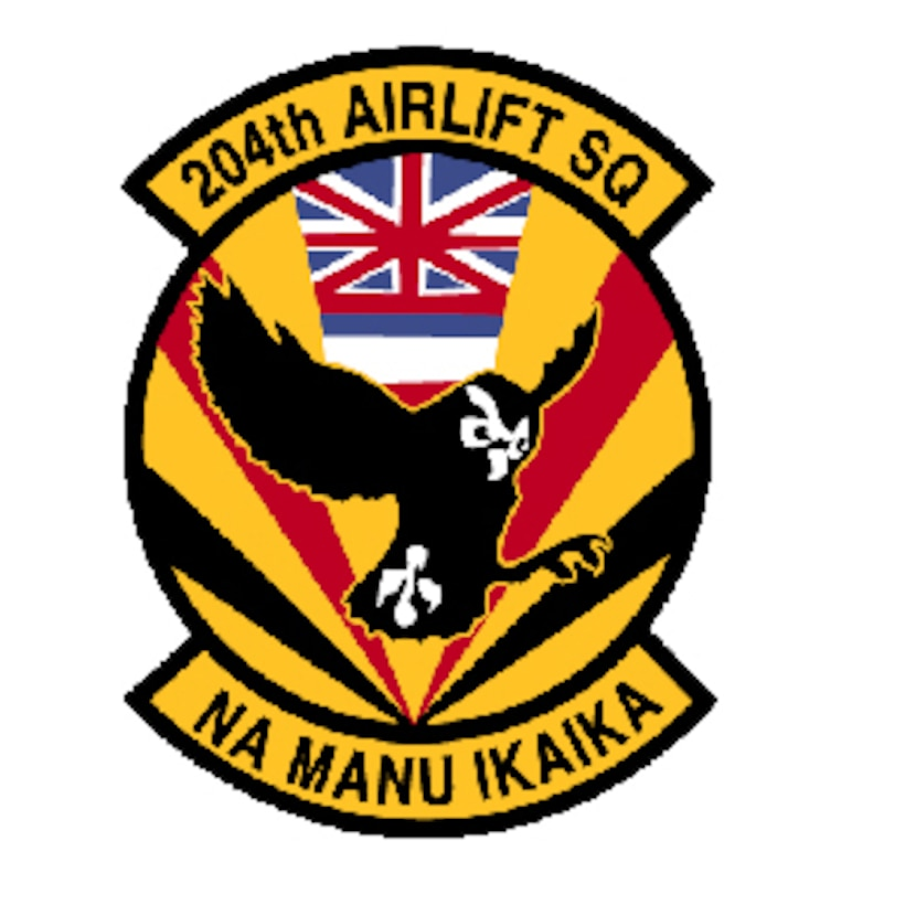 204th Airlift Squadron, 154th Wing, Hawaii Air National Guard