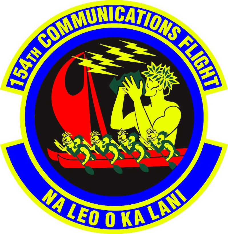 154th Communications Flight, 154th Mission Support Group, 154th Wing, Hawaii Air National Guard