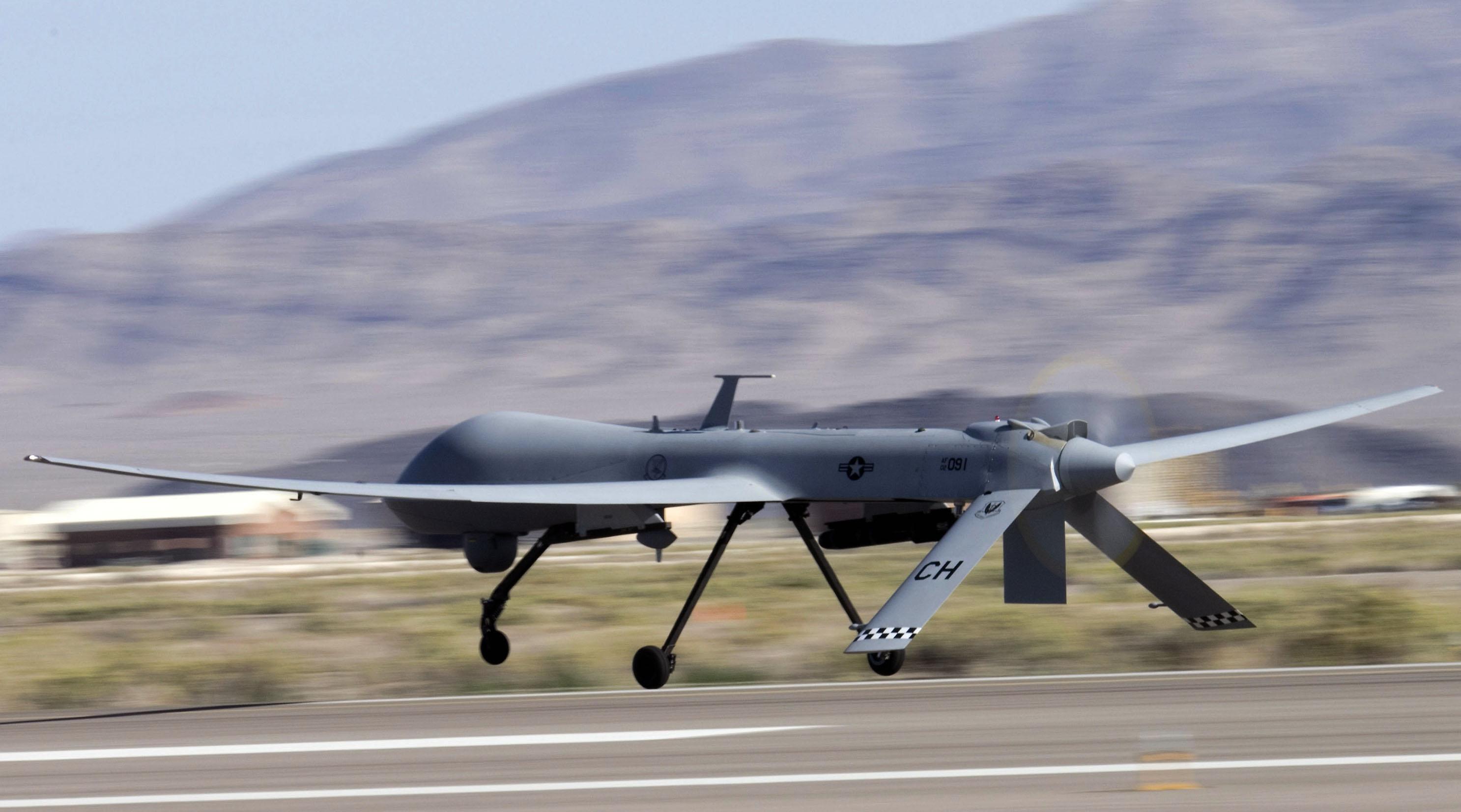 Oct 12 Airpower Summary Predator Fires Hellfire Missile