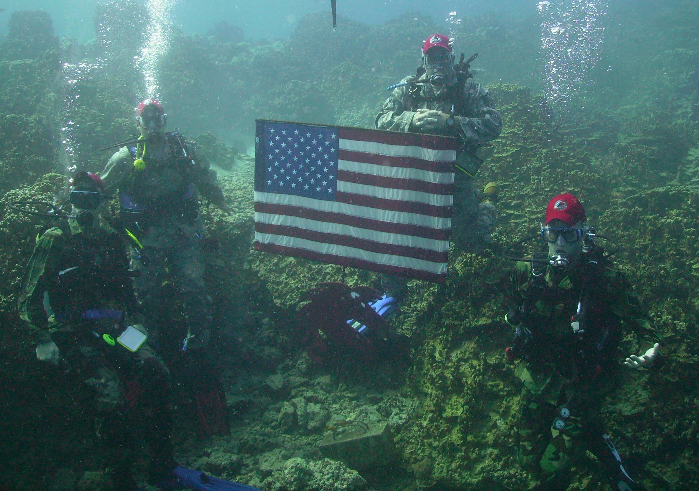 Uss Oklahoma Wreck Location USS Yorktown Underwater ...