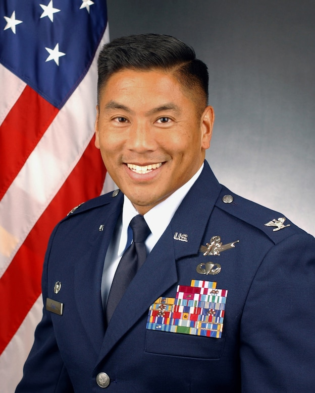 SCHRIEVER AIR FORCE BASE, Colo. - Col. Cary Chun, 50th Space Wing commander.