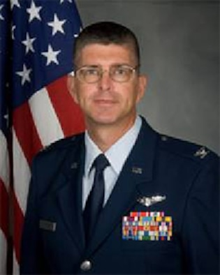 Col. Scott Owens, 46th Seek Eagle Office Commander