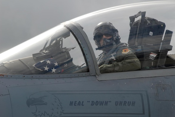 173rd Fighter Wing Eagles in Australia