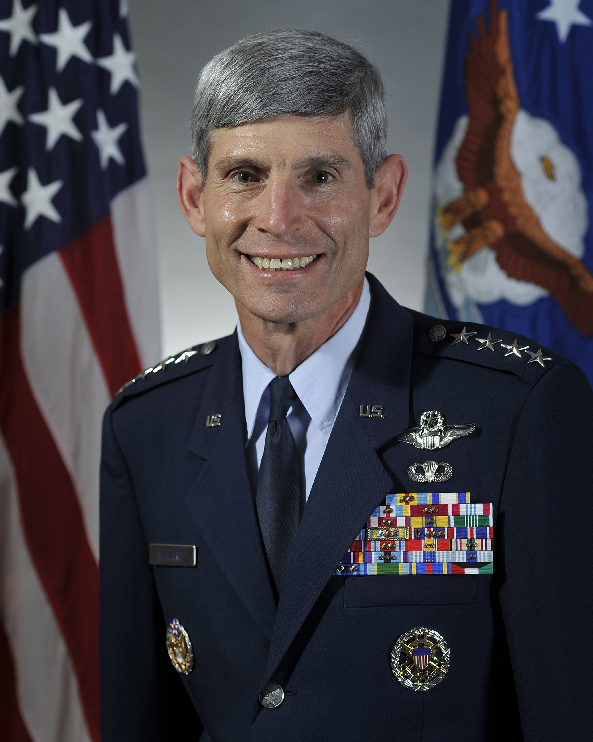 Biographies: GENERAL NORTON A. SCHWARTZ > U.S. Air Force > Biography