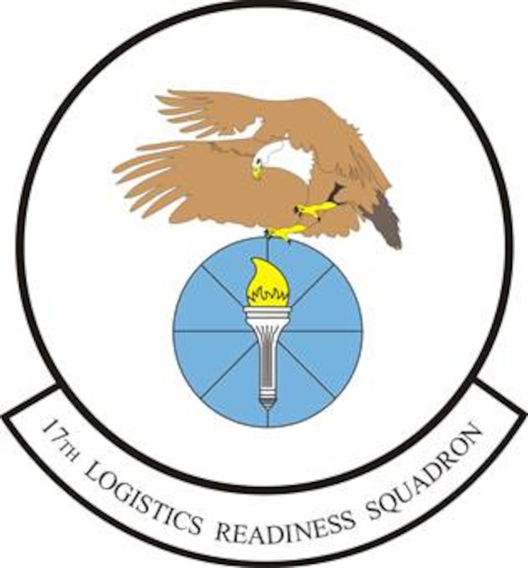 17th Logistcs Readiness Squadron emblem