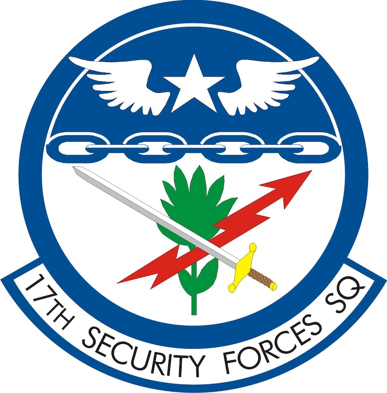 17th Security Forces Squadron emblem