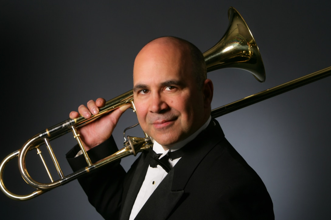 Mr  Joseph Alessi to perform with Brass in Blue