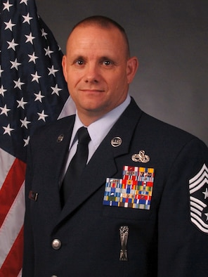 Chief Master Sgt. Al Reale, Command Chief Master Sgt.